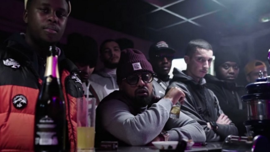 Alonzo sortira 2 mixtapes le 26 mars