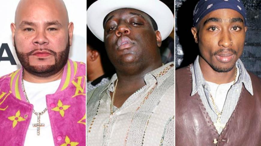 Fat Joe possède des diss tracks de Biggie contre Tupac