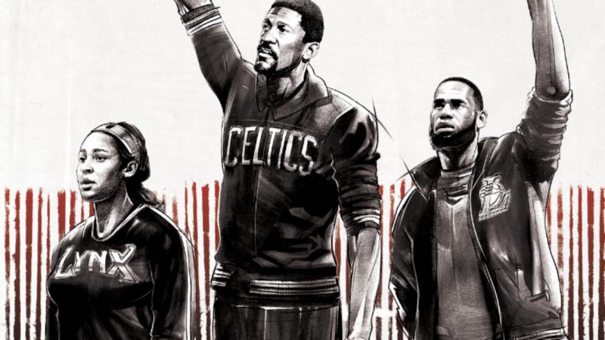 Reverse met les basketteurs engagés à l'honneur