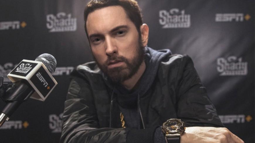 """Eminem : nouveau record pour """"The Curtain Call""""!"""