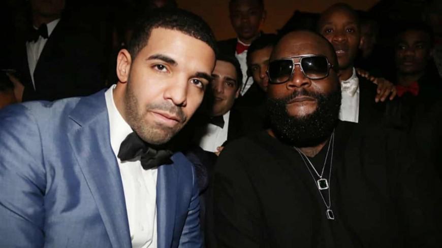 """Drake et Rick Ross : l'album commun est une """"sérieuse possibilité"""""""
