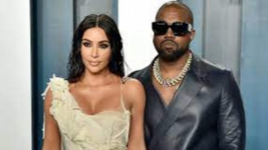 Kanye West accepte le divorce avec Kim Kardashian