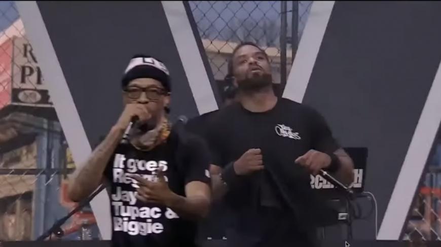 Method Man et Redman, un Verzuz enfumé...