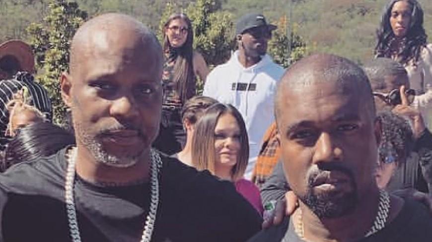 Kanye West rend hommage à DMX