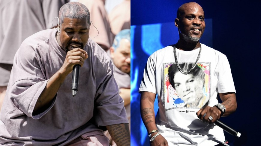 Kanye West récolte un million de dollars pour la famille de DMX