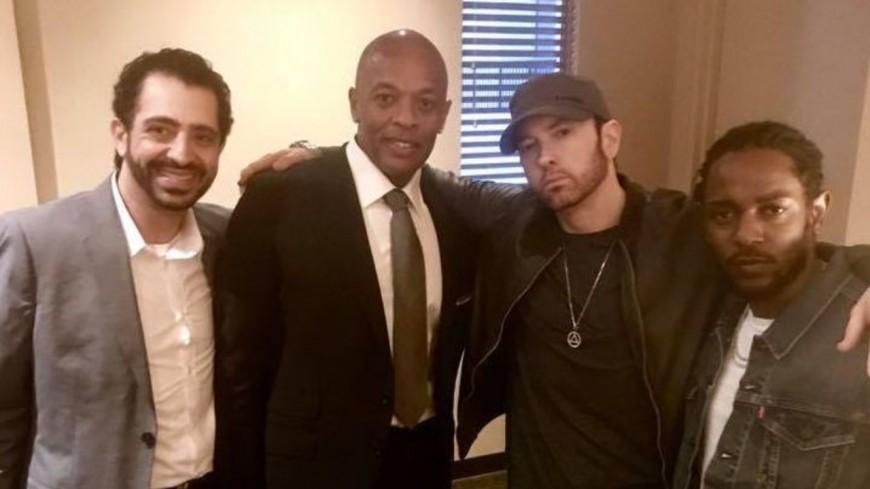 Dr. Dre, Eminem, Kendrick Lamar : sur quoi travaillent-ils ?