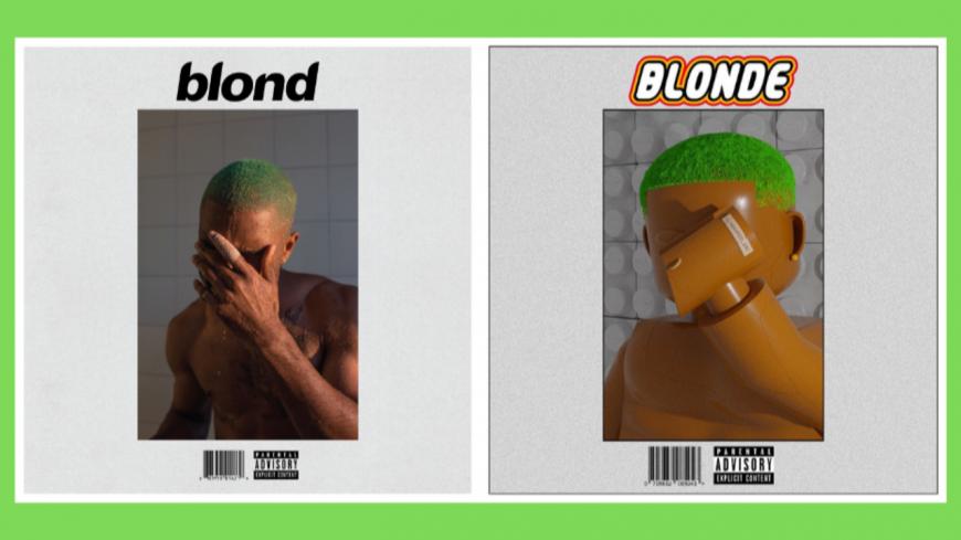 Un artiste reproduit des pochettes d'albums dans l'univers LEGO