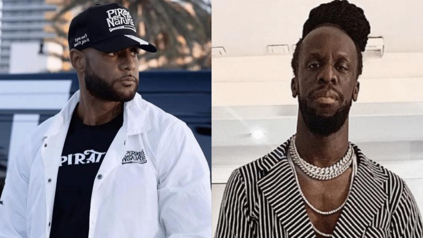 Booba enfonce Youssoupha et son titre pour les Bleus