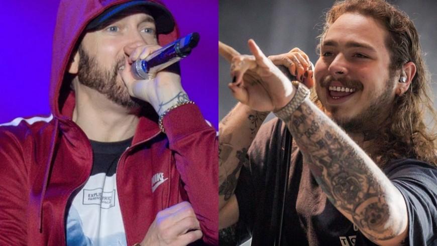 Eminem & Post Malone : bientôt la collaboration ?