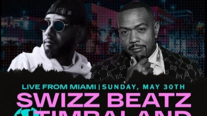 Swizz Beatz et Timbaland s'offrent un Verzuz revanche !