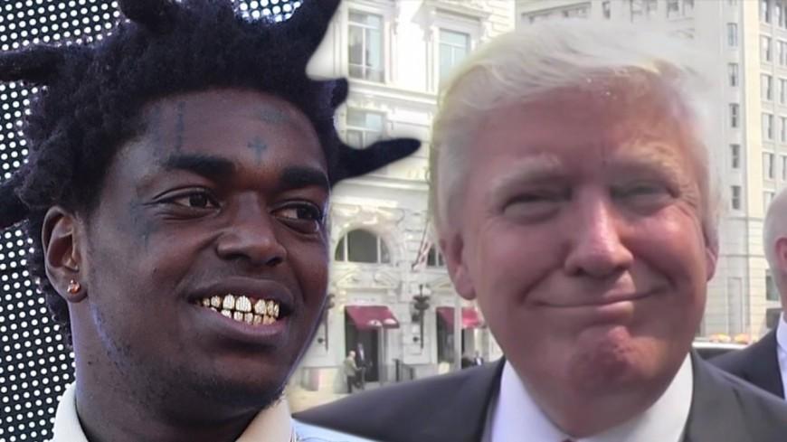 Kodak Black célèbre l'anniversaire de Donald Trump !