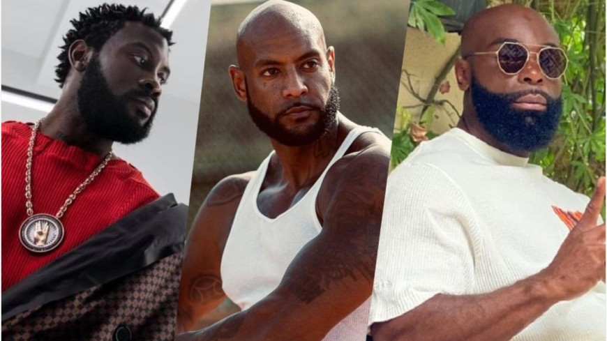 Booba : il affiche à nouveau Damso et Kaaris