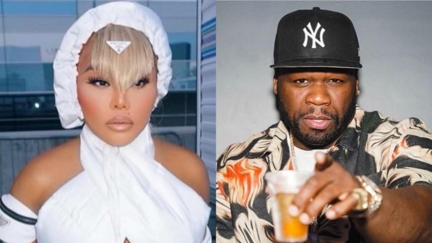 Lil Kim allume 50 Cent !