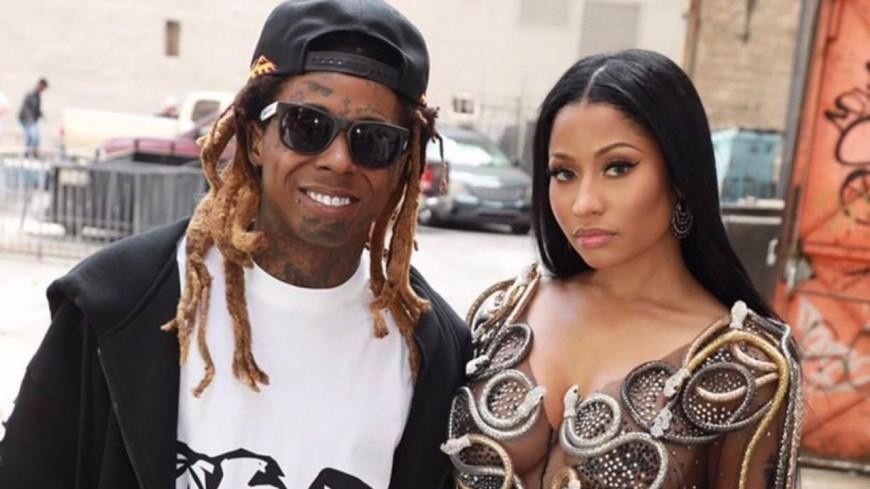 Nicki Minaj demande à Lil Wayne sa position préférée en direct !