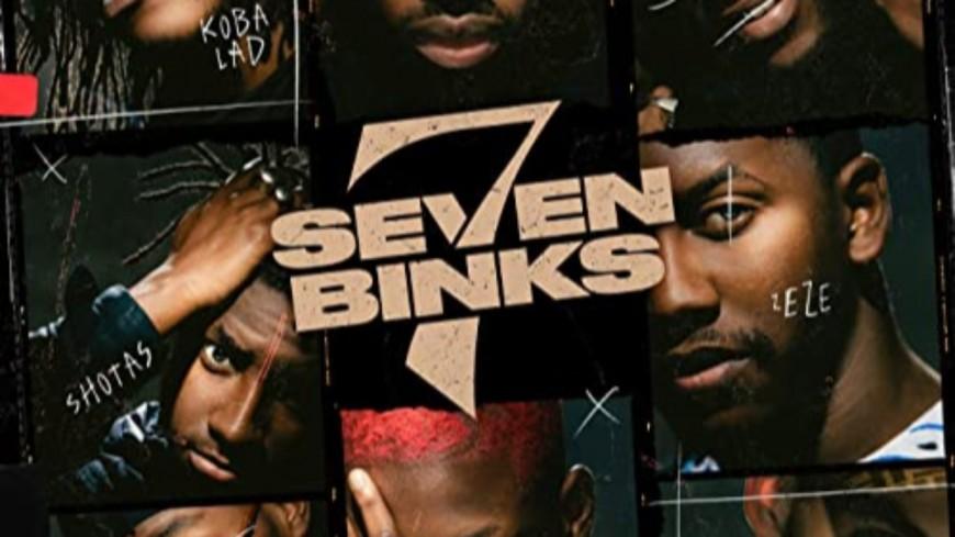 Seven Binks dévoile la cover de leur premier album commun !