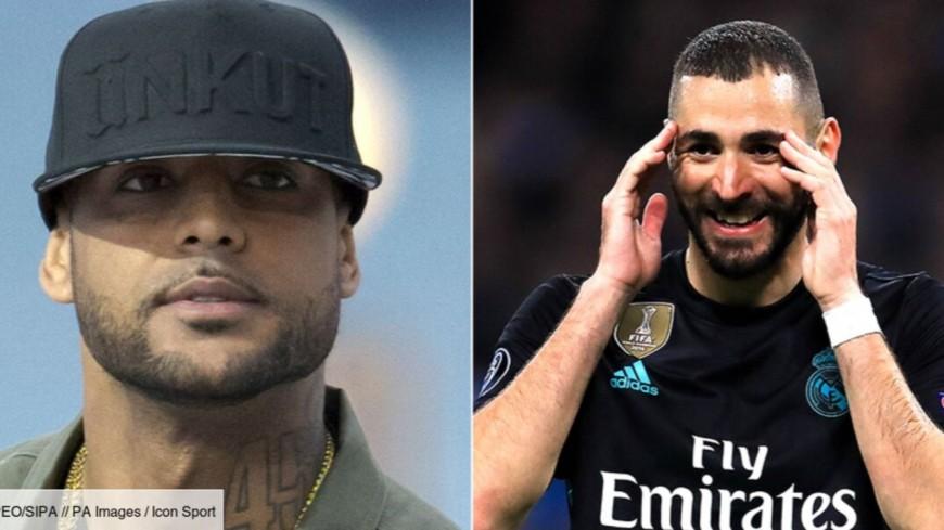 Booba passe une dédicace à Karim Benzema, qui lui répond
