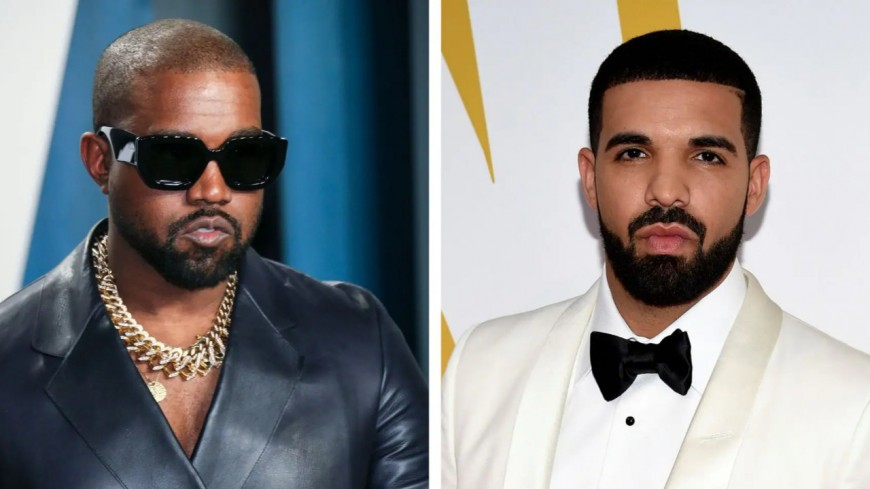 Drake vs Kanye West : Ye perd la bataille des chiffres