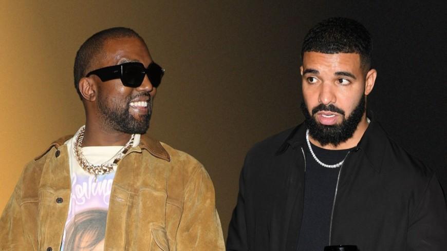 Verzuz : Kanye West voulait s'opposer à Drake !