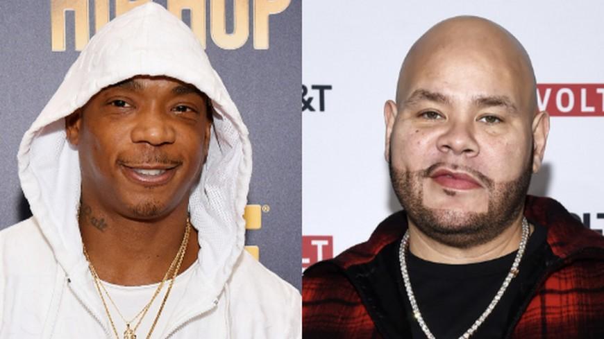 Ja Rule menace 50 Cent