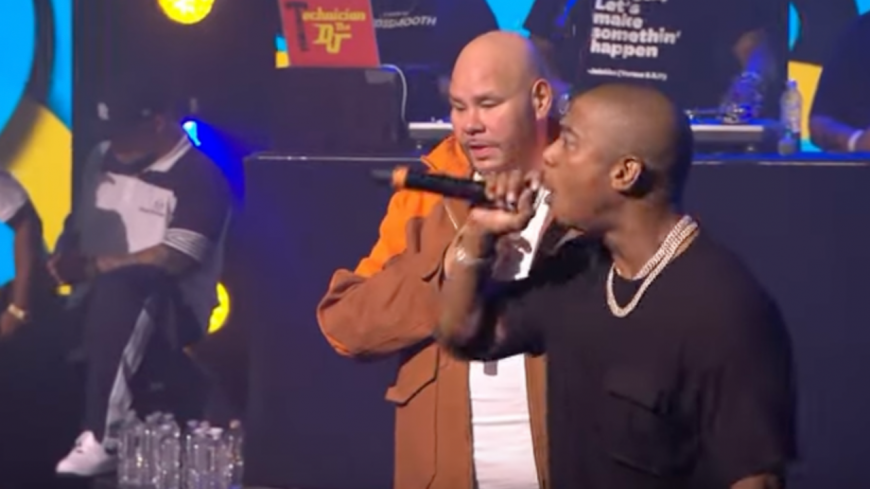 Fat Joe vs Ja Rule : le Verzuz le plus festif