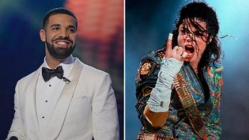 Drake fait-il plus fort que Michael Jackson ?