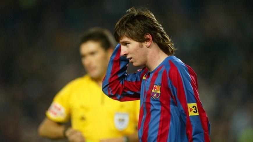 Mais qui est le seul joueur à qui Messi a gratté le maillot ?