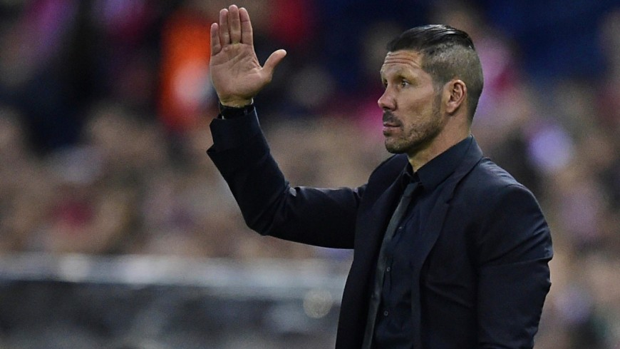Diego Simeone en mode guerrier !