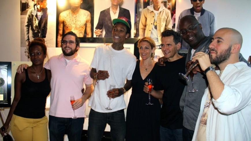Le label de Wiz Khalifa à la limite de la légalité avec ses beatmakers...