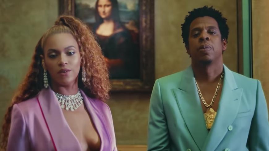 Quand le nombre de visiteurs du Musée du Louvre augmente grâce à Beyoncé et Jay-z !