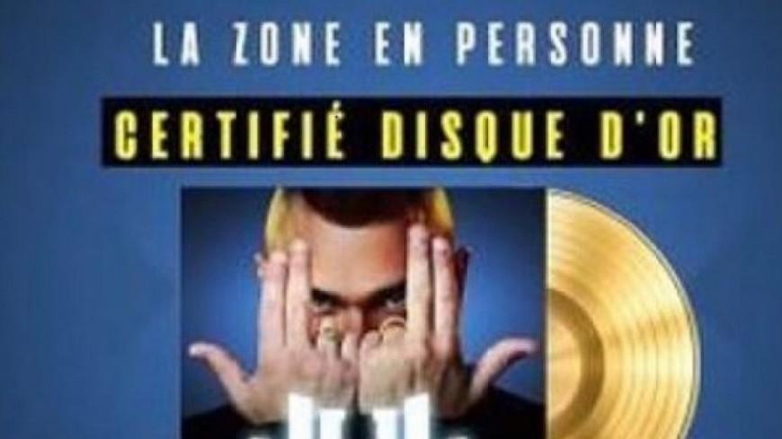 Jul : son dernier album ''La Zone en personne'' est certifié disque d'or en une semaine !