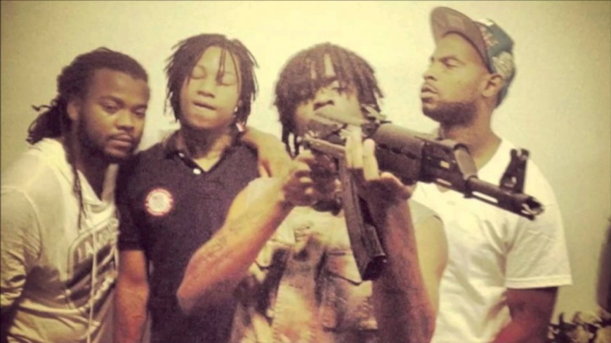 Chief Keef a braqué son producteur Ramsay Tha Great !
