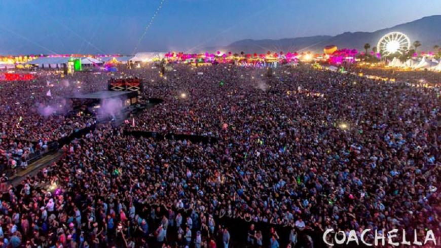 Coachella a commencé, et c'est le feu !