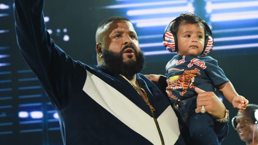DJ Khaled prévoit une gigantesque fête pour les 1 an de son fils !