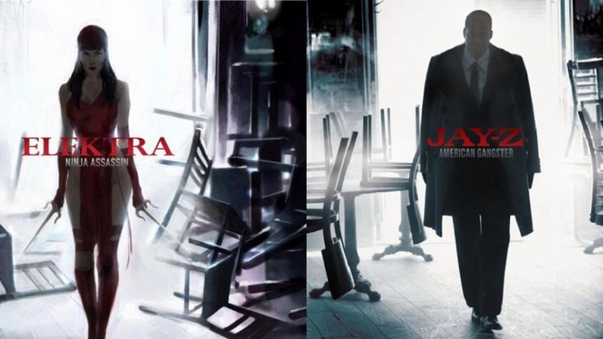 Method Man, Jay-Z et Kanye West associés à Marvel