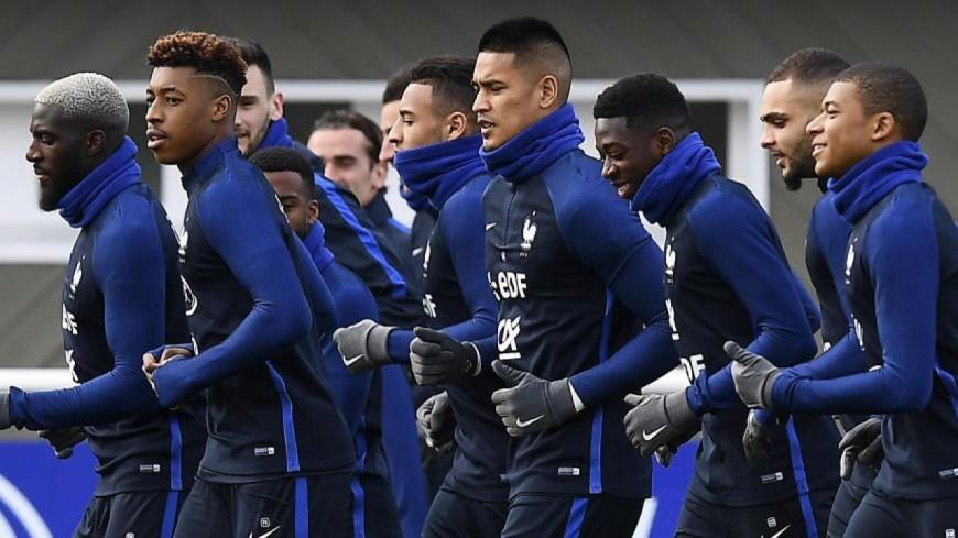 L'équipe de France dévoile sa playlist !