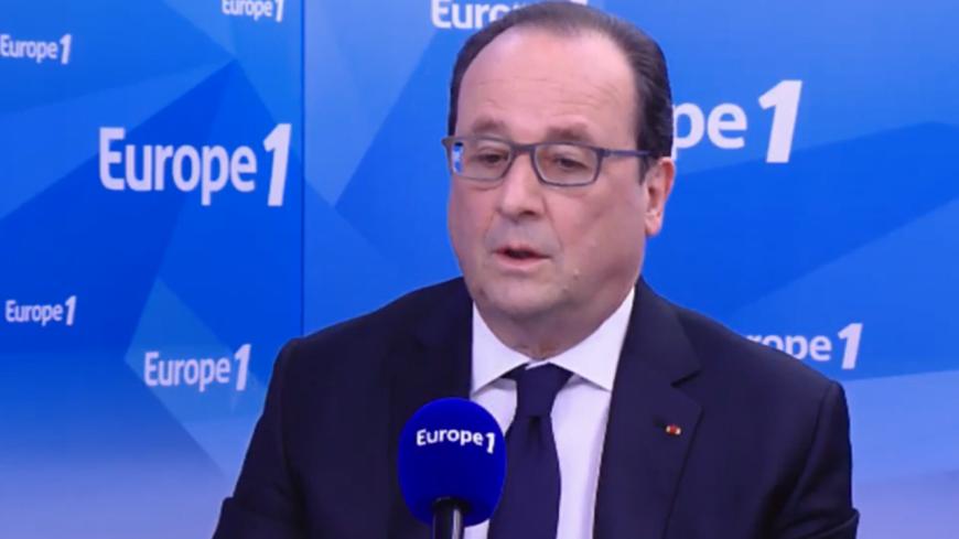 François Hollande s'exprime sur la venue de Black M à Verdun !