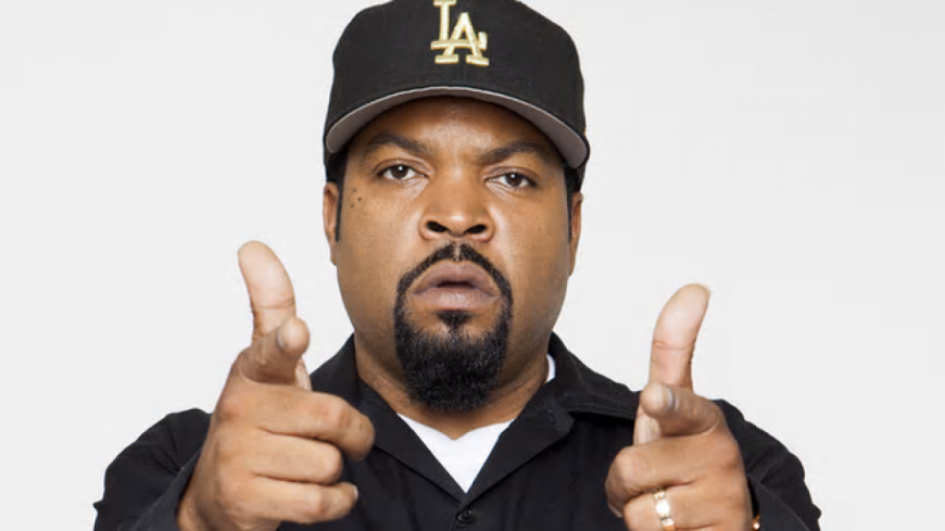 Ice Cube, nouvelle signature d'Interscope !