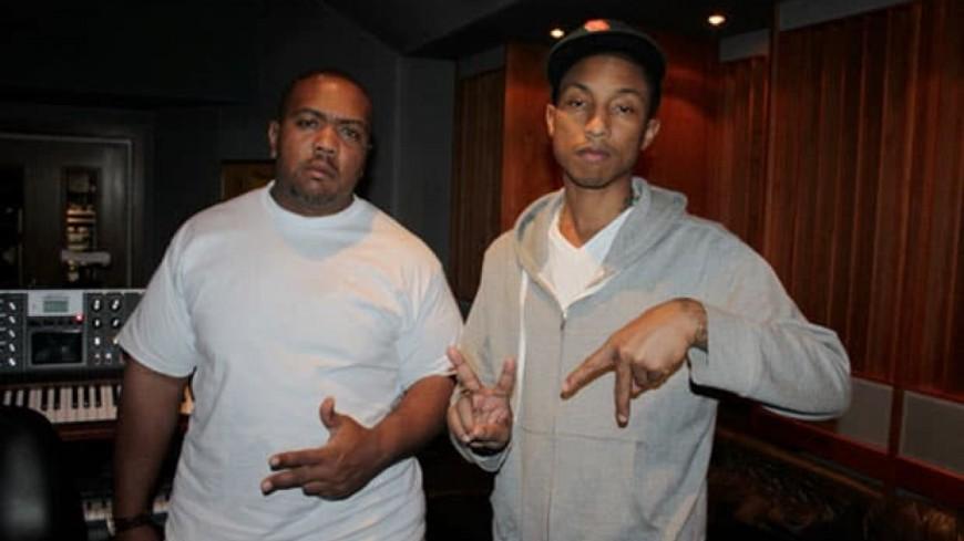 Bientôt un battle entre Timbaland et Pharrell !