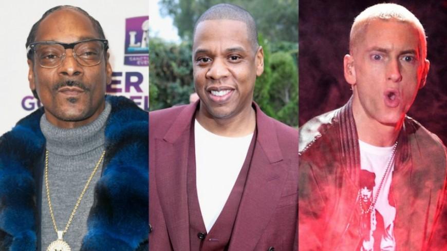 Jay-Z imite Eminem et Snoop Dogg!