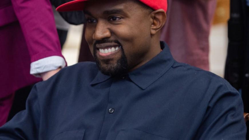 Kanye West s'ambiance en Afrique !