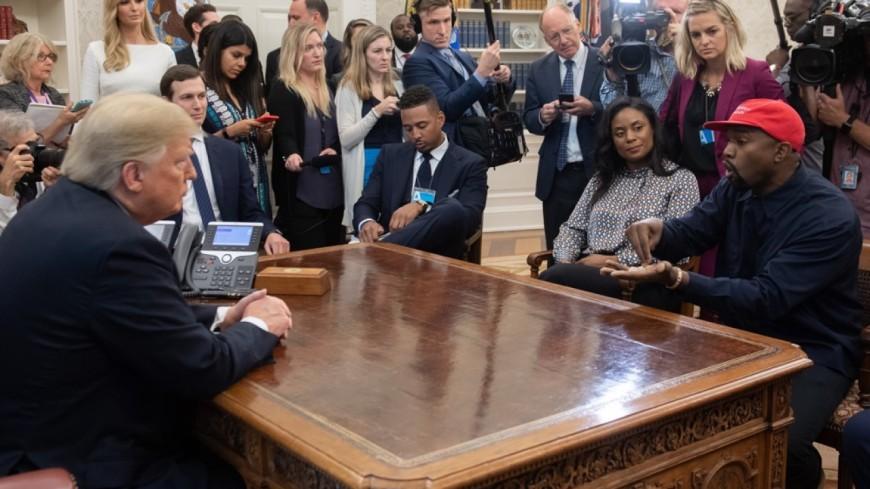 Kanye West et Donald Trump: C'est terminé!
