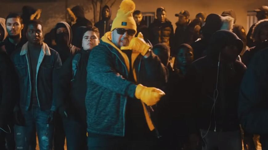 Kofs révèle le clip de ''Secrétaire'' en direct de son quartier