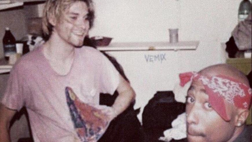 Kurt Cobain: Les blancs ne devraient pas rapper!