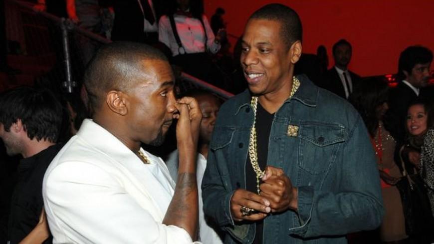 La guerre est déclarée entre Jay-Z et Kanye West !