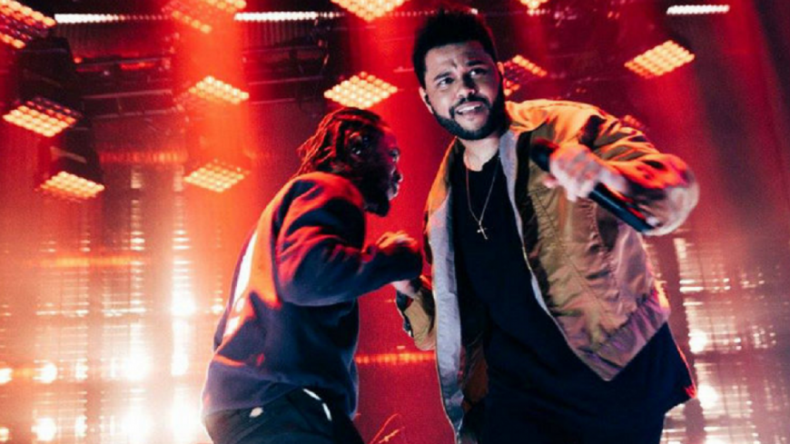Kendrick Lamar continue de teaser ''Black Panther'' !
