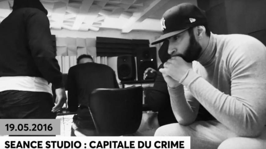 La Fouine bosse sur son prochain ''Capitale Du Crime'' !
