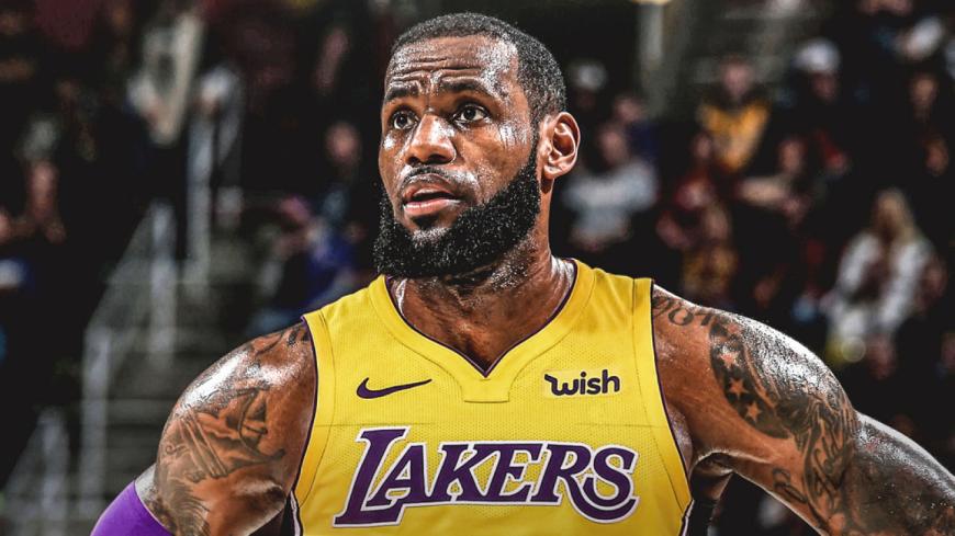 LeBron James rejoint les Los Angeles Lakers !