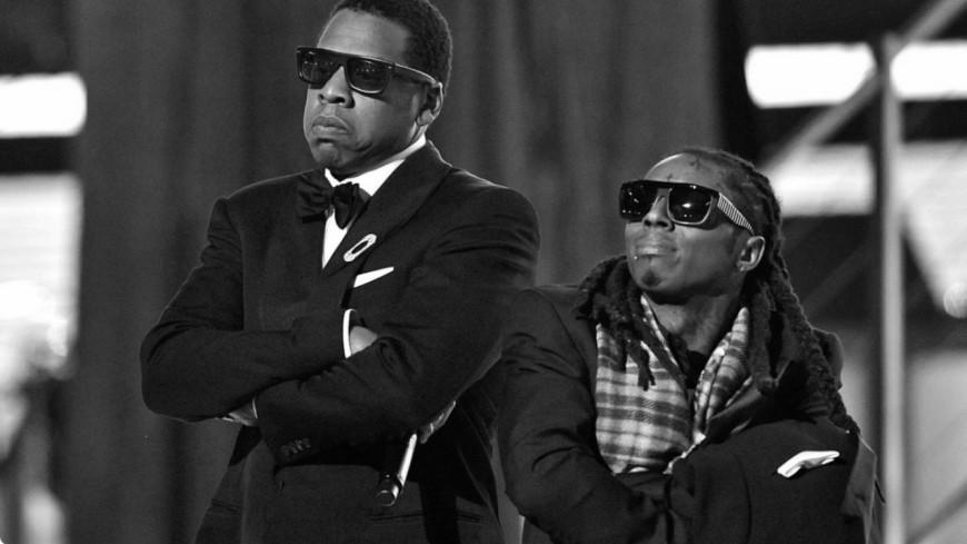 Lil Wayne Chez Roc Nation ?!?