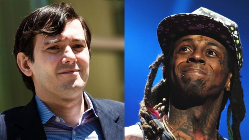 Martin Shkreli dévoile un inédit avec Kendrick Lamar et Lil Wayne !