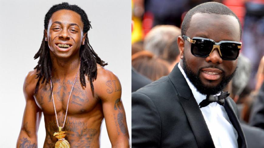 Maître Gims annonce le clip de son feat avec Lil Wayne !
